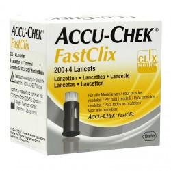 Accu-FastClix 17x6 lancettes