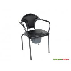 Chaise hygiénique fixe,...